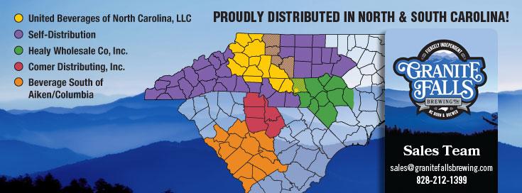GFB Distribution Map
