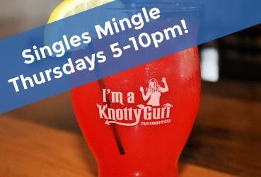 Singles Mingle Thursdays